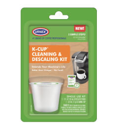 K-Cup Cleaning & Descaling Kit